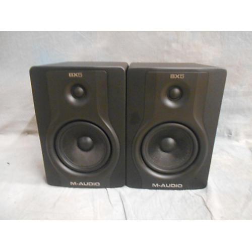 M-Audio BX5 Carbon (Pair) Powered Monitor-thumbnail