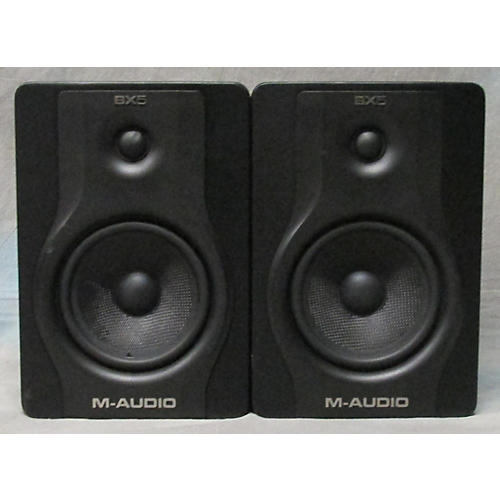 M-Audio BX5 D2 Pair Powered Monitor-thumbnail