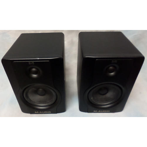 M-Audio BX5 D2 Pair RCRDG MONITOR PWRD