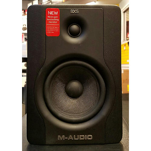 M-Audio BX5 D2 Powered Monitor-thumbnail