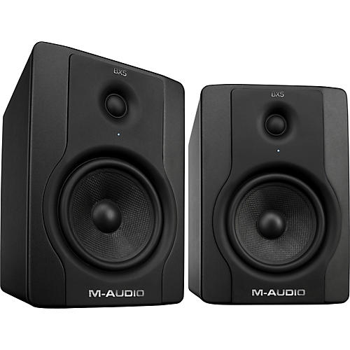 M-Audio BX5 D2 Studio Monitors-thumbnail
