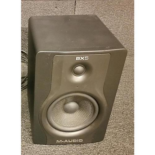 M-Audio BX5 Powered Monitor-thumbnail