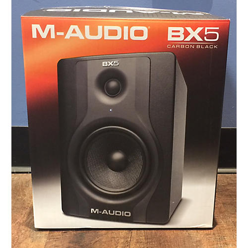 M-Audio BX5 Powered Monitor-thumbnail
