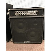 Carvin BX500 / BR510 Tube Bass Combo Amp