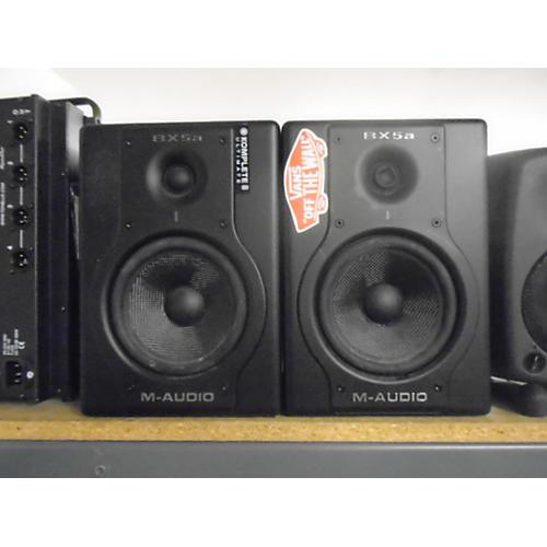 M-Audio BX5A Pair Powered Monitor-thumbnail