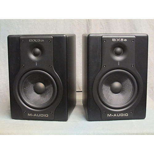 M-Audio BX5A Pair Powered Monitor-thumbnail