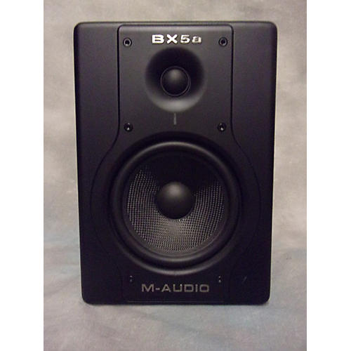 used m audio bx5a powered monitor guitar center. Black Bedroom Furniture Sets. Home Design Ideas