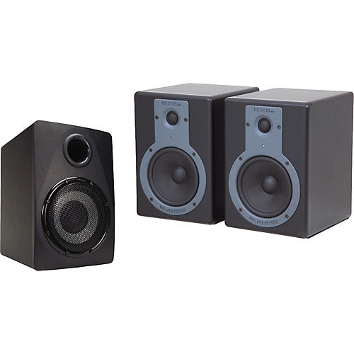 M-Audio BX5A and SBX Subwoofer 2.1 Studio Monitor System