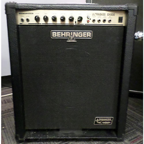 Behringer BX600 Bass Combo Amp-thumbnail