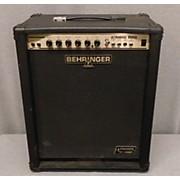 Behringer BX600 Bass Combo Amp