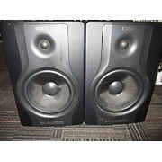 M-Audio BX8 Carbon Black Pair Powered Monitor