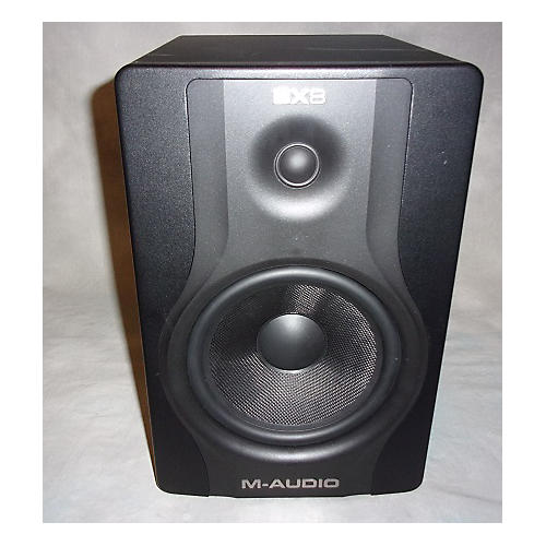 M-Audio BX8 Carbon Black Powered Monitor-thumbnail