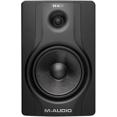 M-Audio BX8 Carbon Black Studio Monitor (Each)-thumbnail