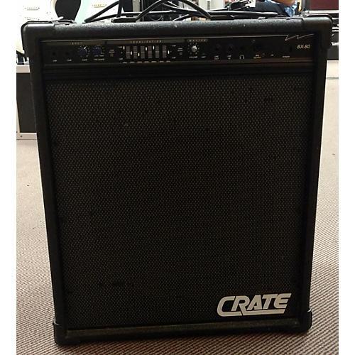 used crate bx80 bass combo amp guitar center. Black Bedroom Furniture Sets. Home Design Ideas