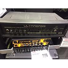 Behringer BXD3000H Bass Amp Head