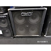 Crate BXE-210H/410H Bass Cabinet