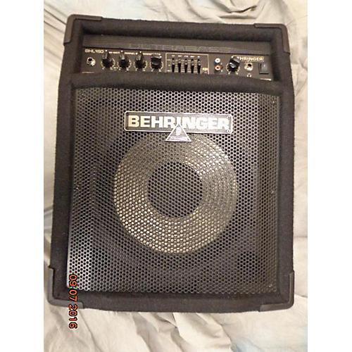 Behringer BXL450A Bass Combo Amp
