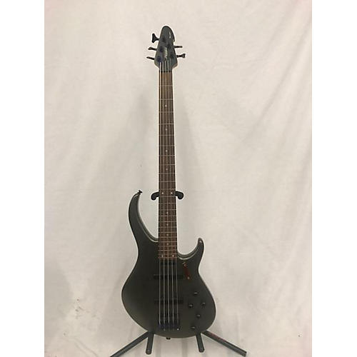 used peavey bxp 5 string electric bass guitar black guitar center. Black Bedroom Furniture Sets. Home Design Ideas