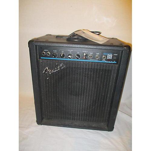 Fender BXR 25 Bass Combo Amp-thumbnail