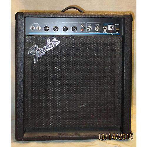 Fender BXR Twenty Five 1x10 25w Bass Combo Amp
