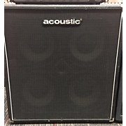 Acoustic Ba 4x10 Mkii Bass Cabinet