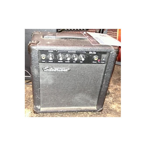 Silvertone Ba-xs Bass Combo Amp-thumbnail