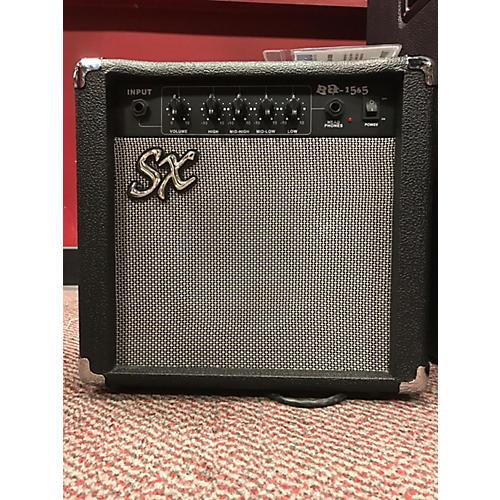SX Ba15 Bass Combo Amp-thumbnail