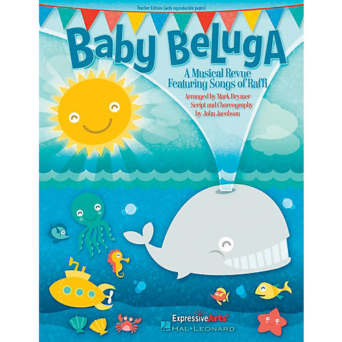 Hal Leonard Baby Beluga Performance/Accompaniment CD-thumbnail