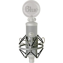 Blue Baby Bottle Shockmount/Pop Filter