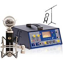 Blue Baby Bottle with Focusrite IsaOne Package