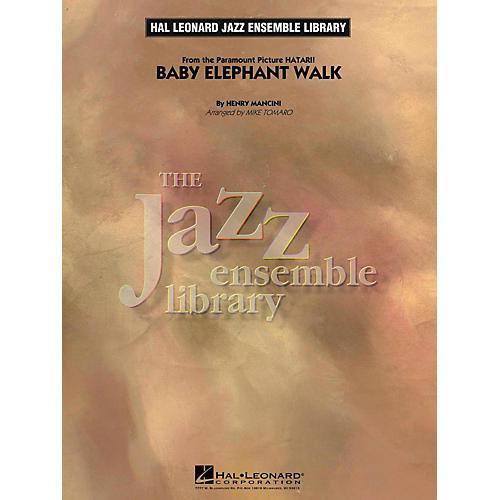 Hal Leonard Baby Elephant Walk Jazz Band Level 4-thumbnail