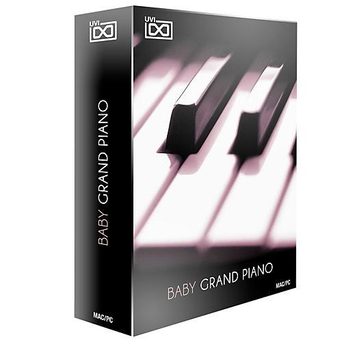UVI Baby Grand Piano 1930 Erard Acoustic Piano-thumbnail