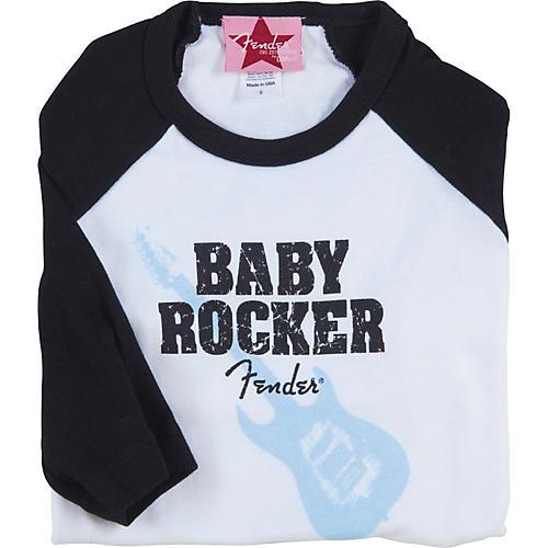 Fender Baby Rocker Toddler Baseball Shirt