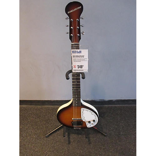Danelectro Baby Sitar Electric Guitar