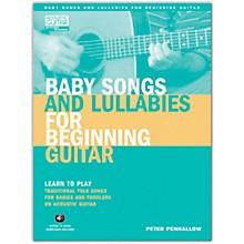 Hal Leonard Baby Songs And Lullabies for Beginning Guitar (Book/Online Audio)