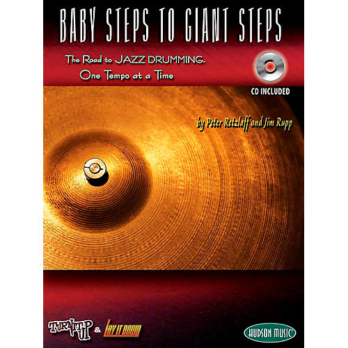 Hudson Music Baby Steps To Giant Steps (Book/CD)-thumbnail