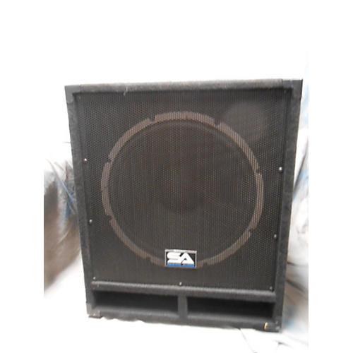 Seismic Audio Baby Tremor Powered Subwoofer-thumbnail
