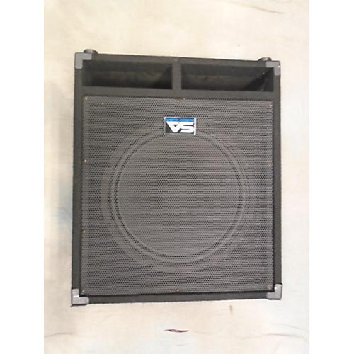 Seismic Audio Baby Tremor Powered Subwoofer