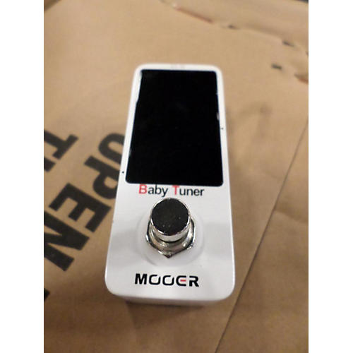 Mooer Baby Tuner Tuner Pedal-thumbnail