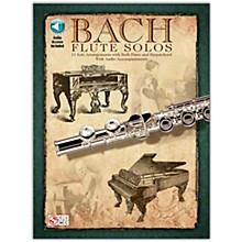 Hal Leonard Bach Flute Solos Book/CD