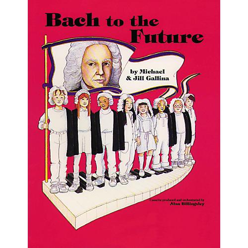 Shawnee Press Bach To The Future-thumbnail