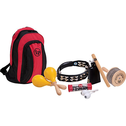 LP Back Pack Percussion Kit