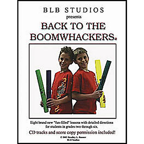 Rhythm Band Back To The Boomwhackers Book-thumbnail