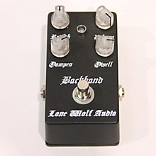 Lone Wolf Audio Backhand Reverb Effect Pedal