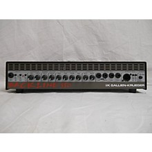 Gallien-Krueger Backline 350 Bass Amp Head