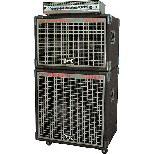 Gallien-Krueger Backline 350 Full-Stack Package