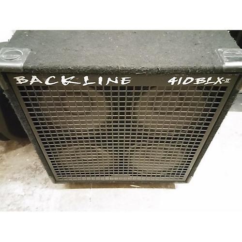 used gallien krueger backline 410blx ii bass cabinet guitar center. Black Bedroom Furniture Sets. Home Design Ideas