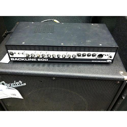 Gallien-Krueger Backline 600 300W Bass Amp Head-thumbnail