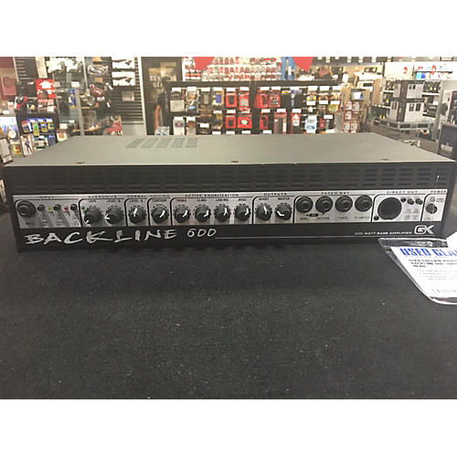 Gallien-Krueger Backline 600 300W Bass Amp Head-thumbnail