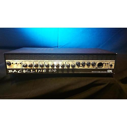 Gallien-Krueger Backline 600 300W Bass Amp Head